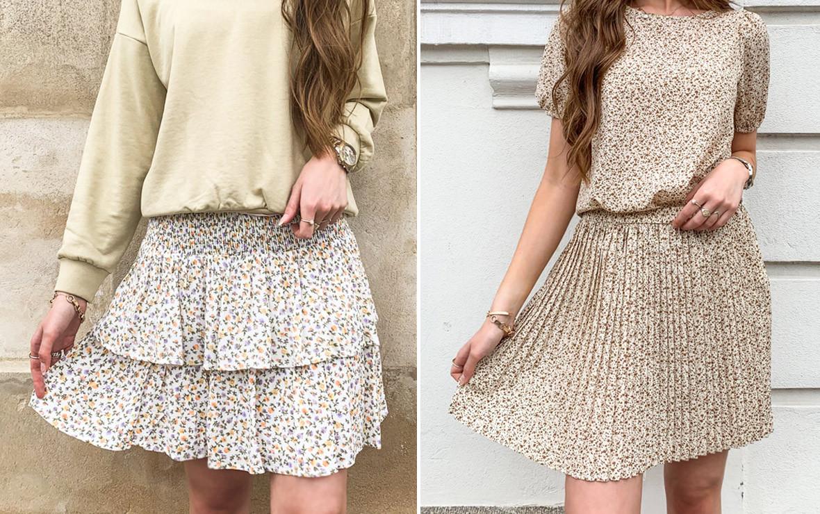 Korte nederdele - Sådan styler vi de flotte mini skirts
