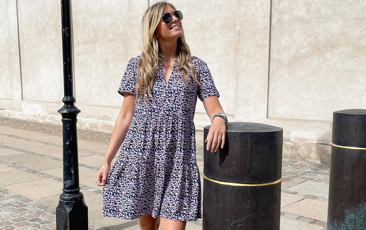 Tunika kjoler - De trendy tunika kjoler er perfekt hele sommeren