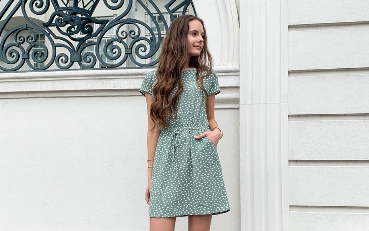 Only kjoler - Skønne kjoler med print