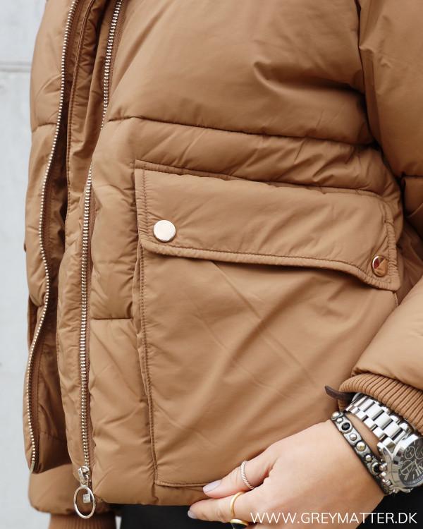Puffer jacket til damer