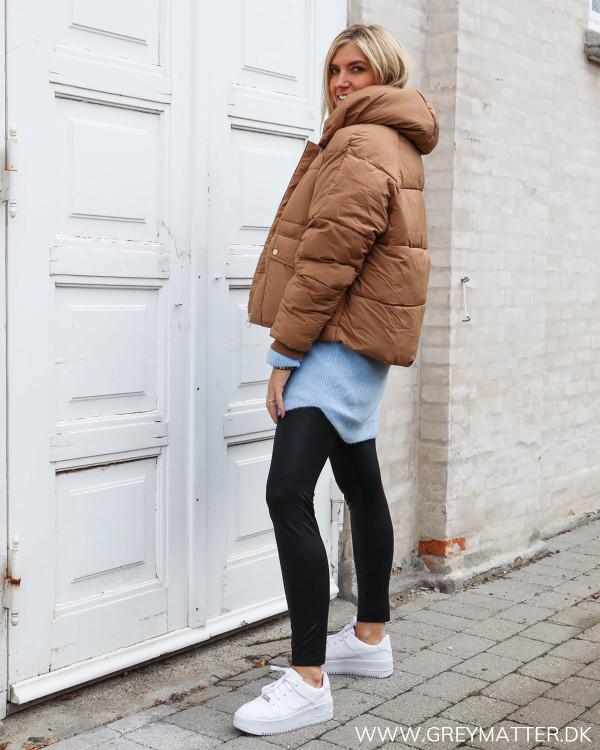 Kort jakke til damer