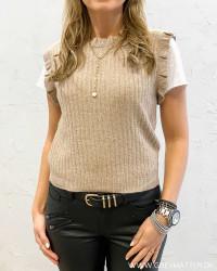 Pcsuna Natural Knit Vest