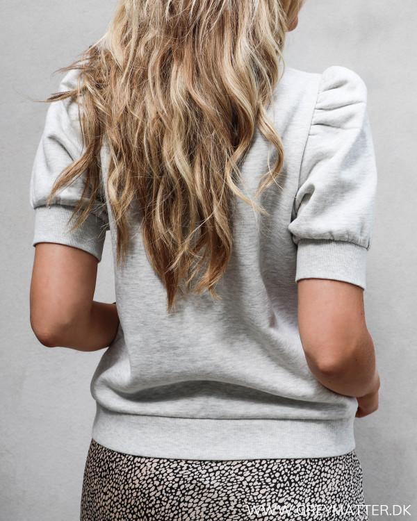 T-shirt i grå fra Neo Noir