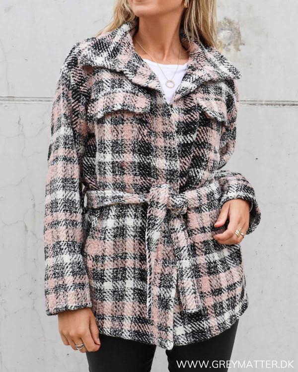 Keira jakke fra Neo Noir med tern