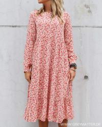 Pcmaggi Small Flower Apple Dress
