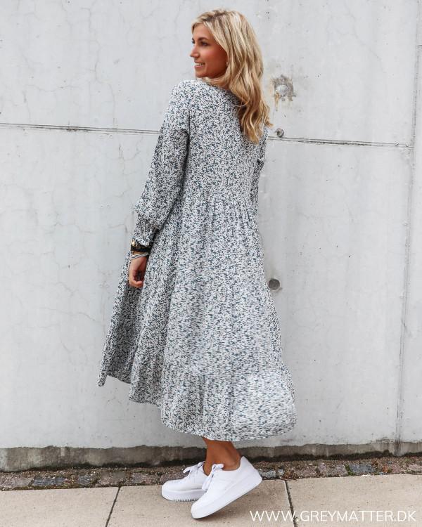 Pcmaggi kjole fra Pieces med print