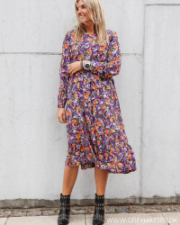 Pcamonda Flower Lavender Dress