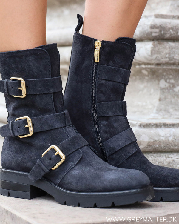 Apair Softy Off Black Boots