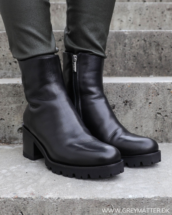 Vinterstøvler til damer fra Apair i klassisk design