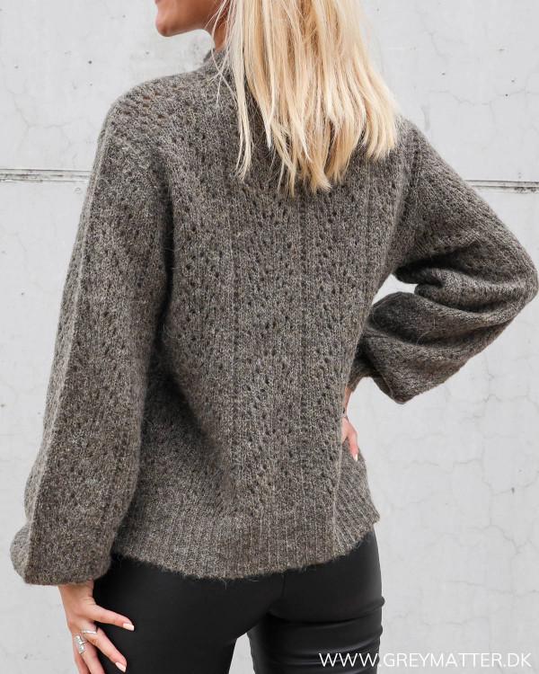 Sweater til damer i efteråret fra YAS
