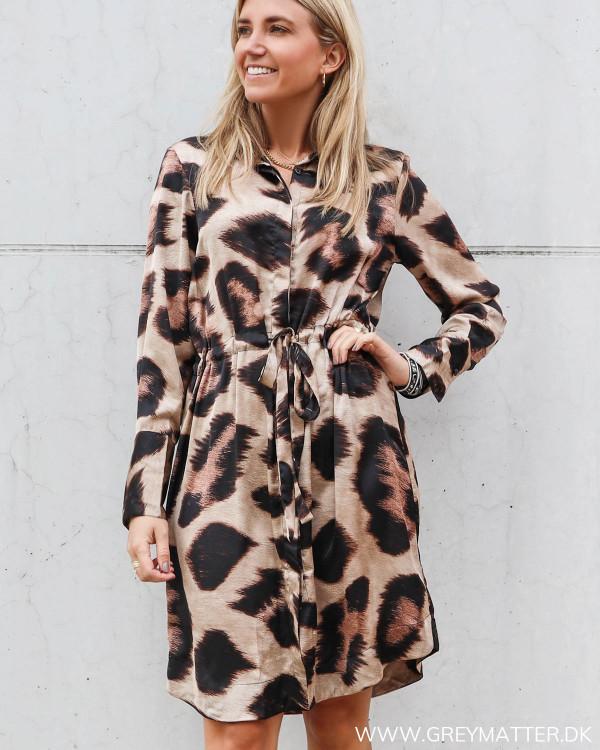 Karmamia big leo print dress