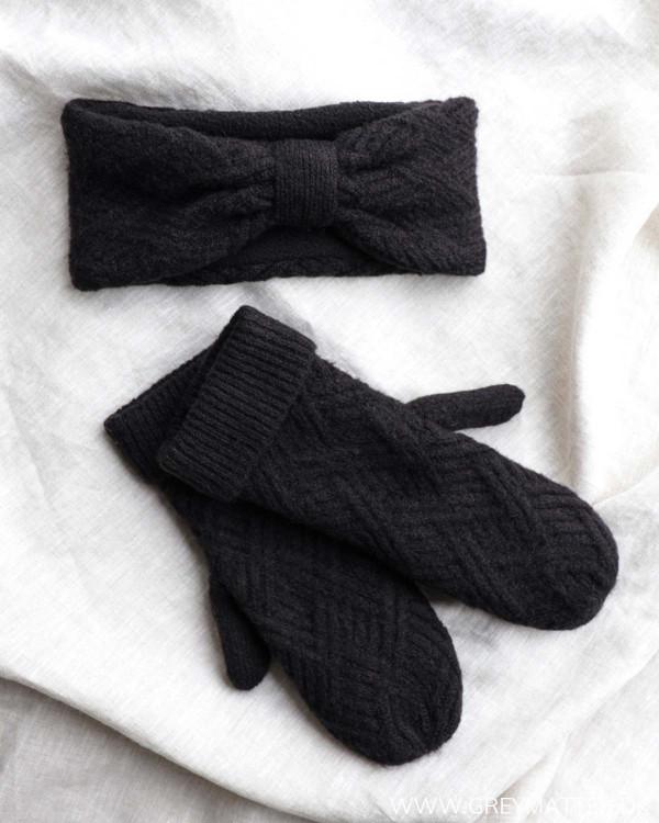 Pieces Pcsarika Black Headband