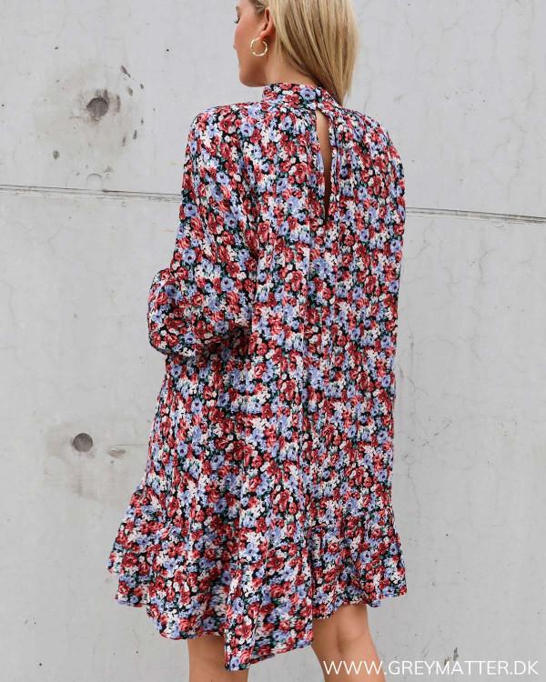 Blomster print kjole fra YAS