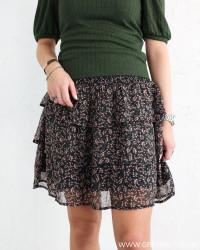 Yasmira Black Skirt
