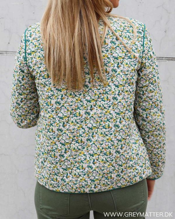 Smuk quilted jakke fra Pieces