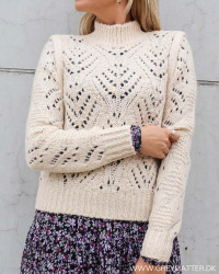 Yassassy Whisper Pink Knit Pullover