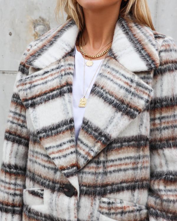 Frakke til damer fra Vila