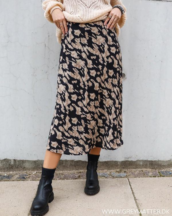 Bovary nederdel med print fra Neo Noir