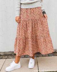 Vifava Adobe Flower Skirt