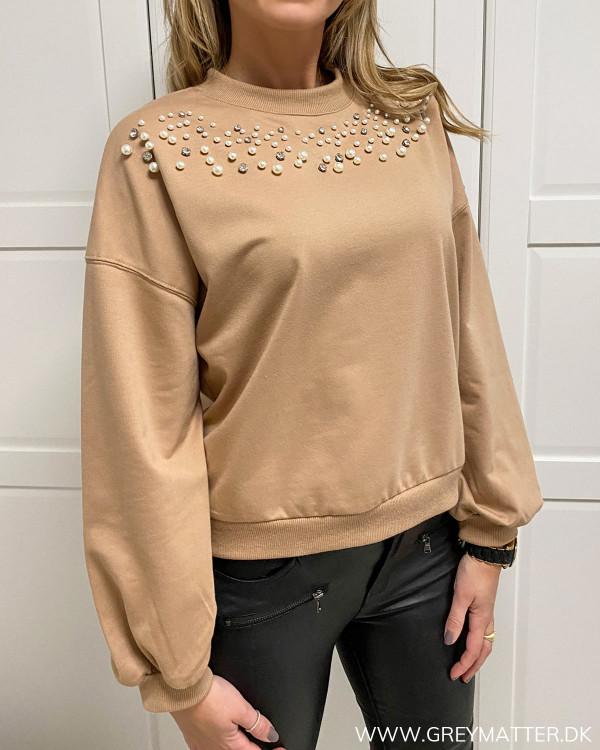 Lækker sweat blouse fra Vila til damer