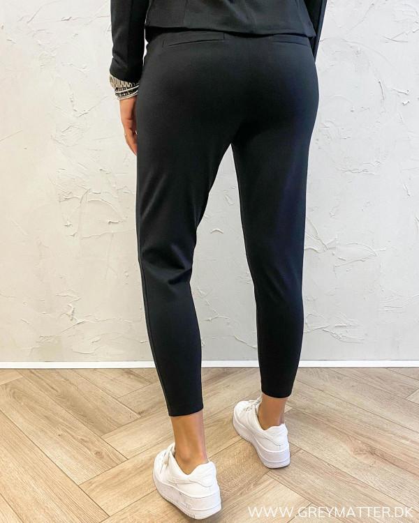 Onlpoptrash Easy Colour Black Pants