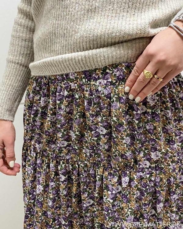 Vipals nederdel med print fra Vila