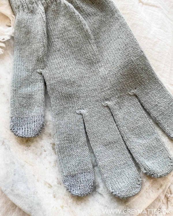 Billige strik handsker fra Pieces
