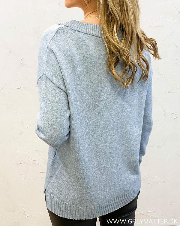 Viril Oversize Ashley Blue Knit
