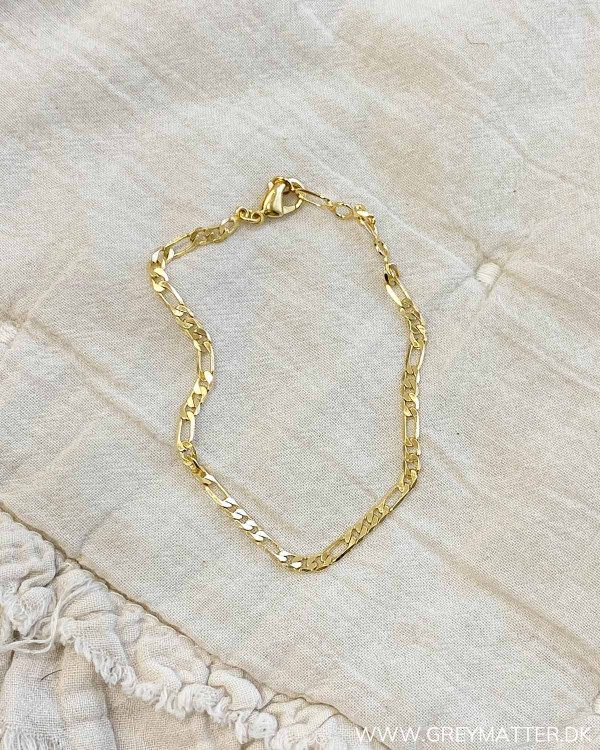 Golden Light Panzer Bracelet