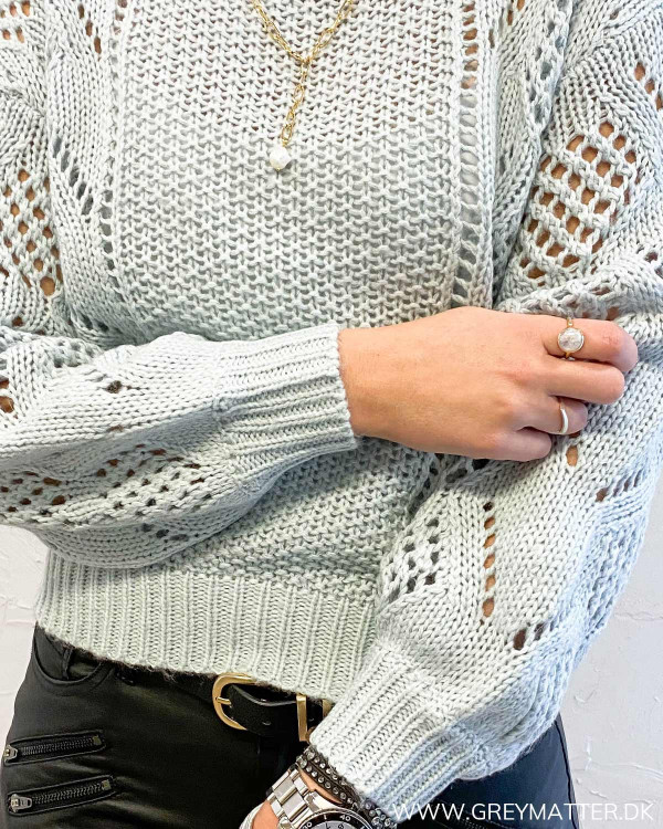 Pcpenelope Plein Air O-Neck Knit