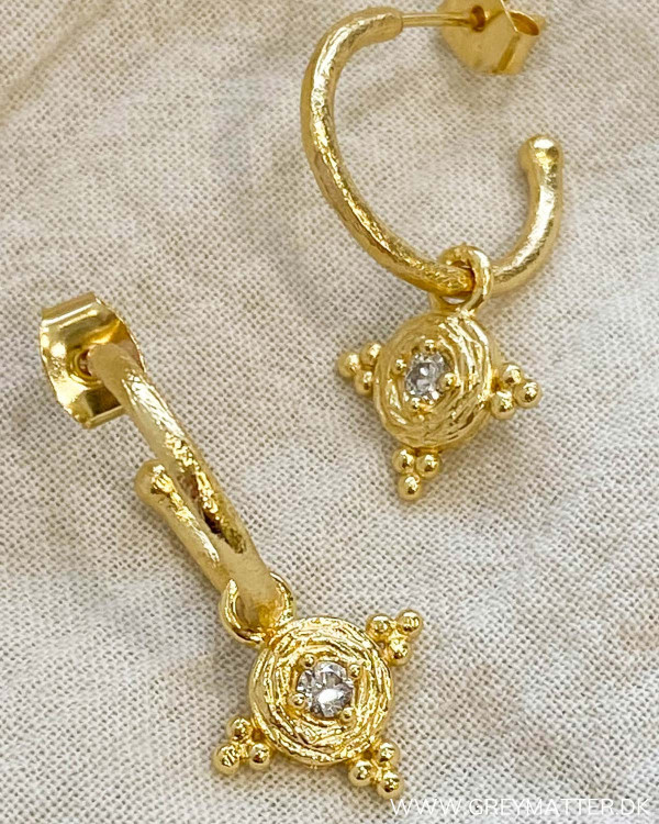 The Pendant Golden Creol