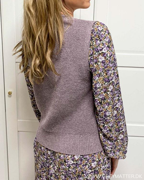 Onlparis Ash Rose Knit Vest