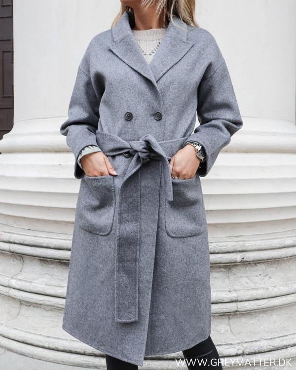 Grey Dylan Coat