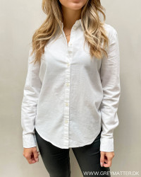 Pcirena Oxford Bright White Shirt