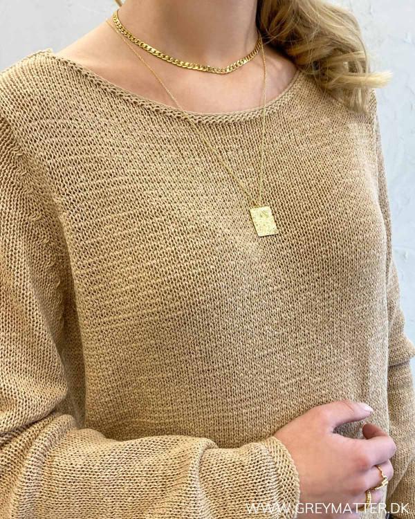 Visinoa Boatneck Nomad Knit