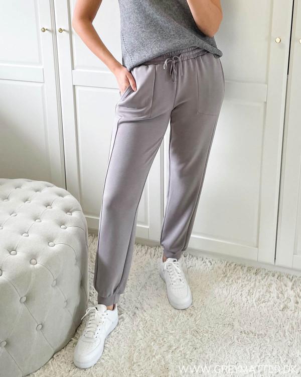 Pcvigga Dark Grey Lounge Pants