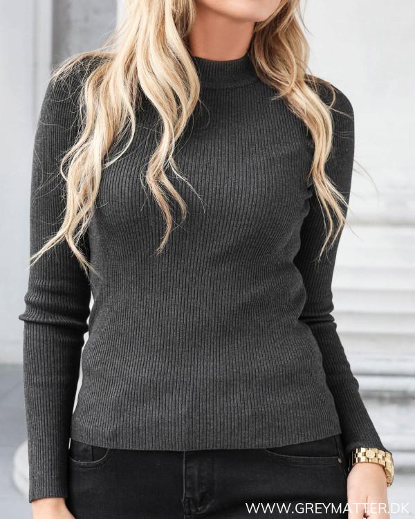 Fila Dark Grey Melange Knit