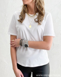 Onlonly White T-Shirt