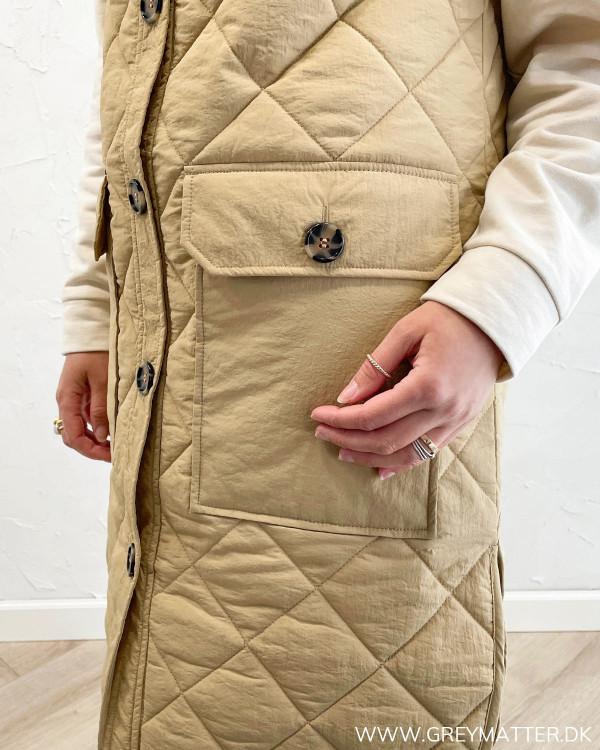 Modetøj til damer i quilt