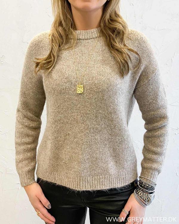 Onyzoey Woodsmoke Pullover Knit