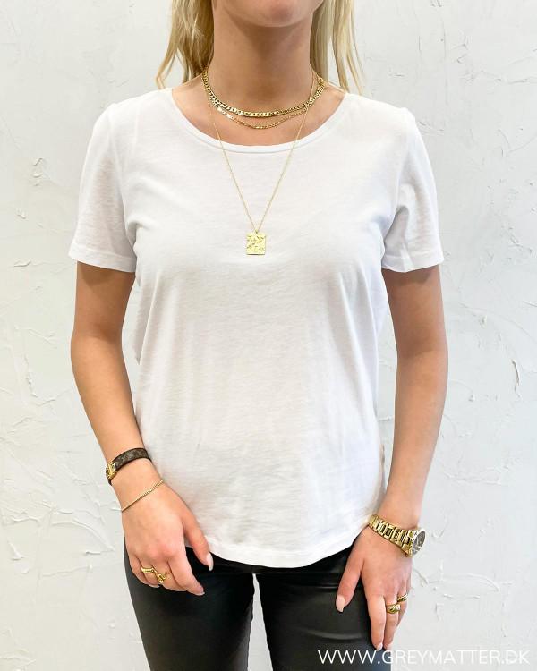 Visus Optical Snow O-Neck T-Shirt