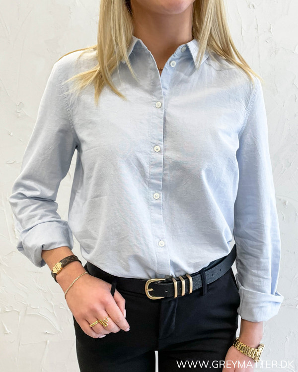 Pcirena Oxford Kentucky Blue Shirt