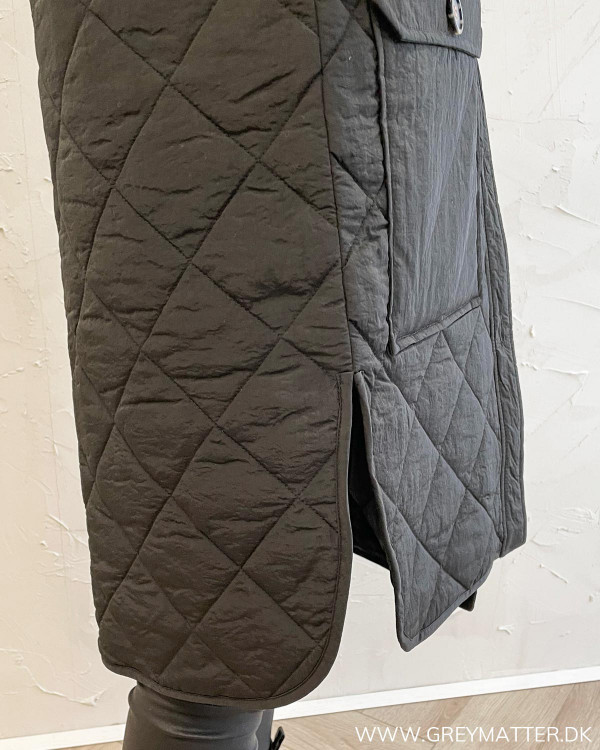 Vicooli Black Waistcoat