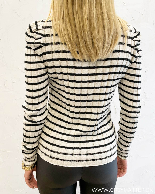 Onlelise Pumice Stone Pullover Knit