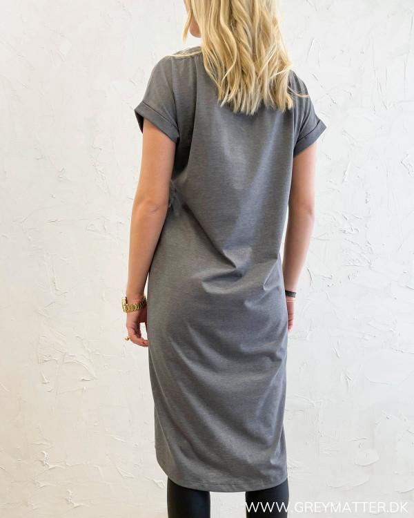 Vidreamers Medium Grey Knee Dress