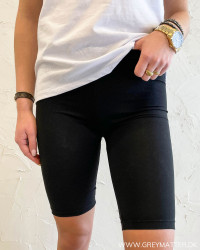 Onllove Life Black Shorts