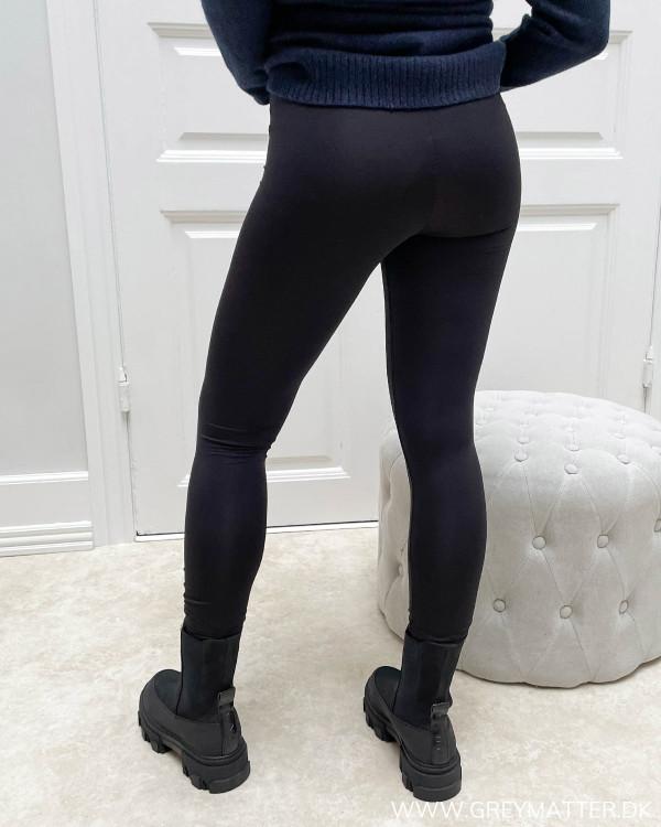 Sporty bløde leggings til damer