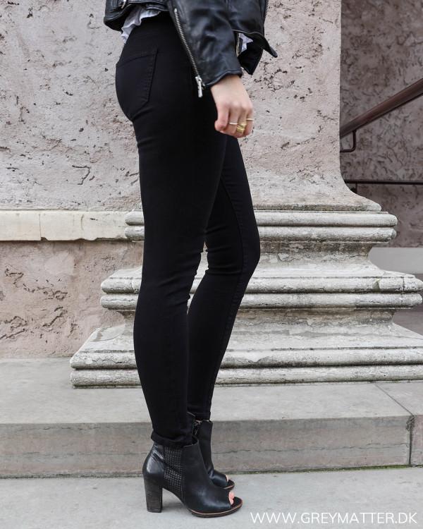 Skinny fit jeans til damer
