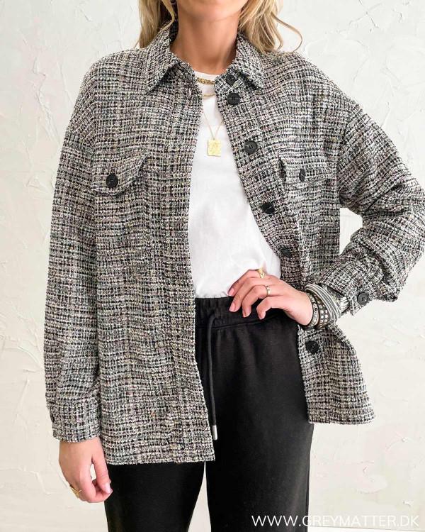 Pcgeoranne Black/Multi Shirt