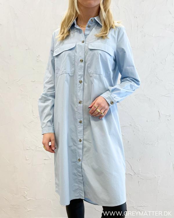 Vianiana Cashmere Blue Long L/S Shirt